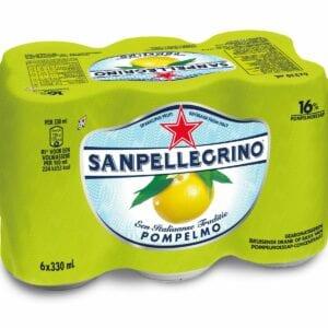 San Pellegrino Pompelmo Blik 33cl