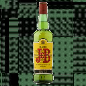 J&B Rare Blended Scotch Whisky 70cl